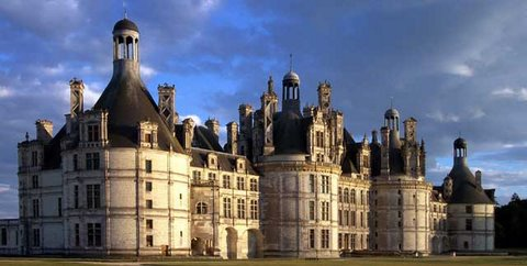 Bed and breakfast Loire valley chateaux France
