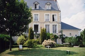 Bed and breakfast Loire valley chateaux