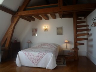 bed breakfast loire France